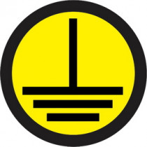 Elektro znak Ozemljitev
