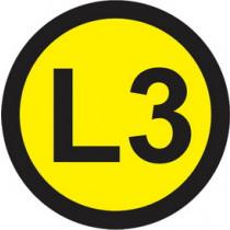 Elektro znak L3