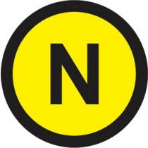 Elektro znak N