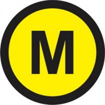 Elektro znak M