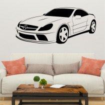 Stenska nalepka Mercedes-Benz H0106