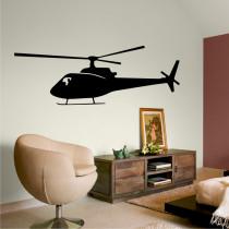 Stenska nalepka Helikopter K0280
