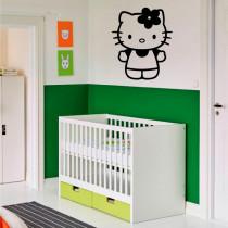 Stenska nalepka Hello Kitty M0028