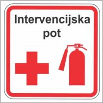 Intervencijska pot