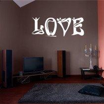 Stenska nalepka Love P0031
