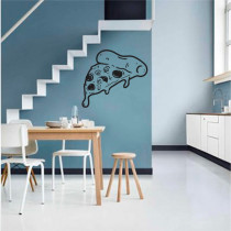Stenska nalepka Pizza R0010