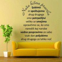 Naša hišna pravila