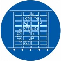 Znak Obvezna uporaba zaščitne naprave