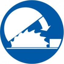 Znak Obvezna uporaba zaščitnega varovala
