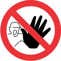 Znak Prepovedan vstop
