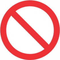 Znak Prepovedan dostop