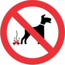 Znak Ne puščaj pasjih iztrebkov