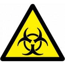 Znak Pozor! Biološka nevarnost