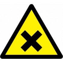 Znak Pozor! Škodljiva snov