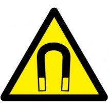Znak Pozor! Močno magnetno polje