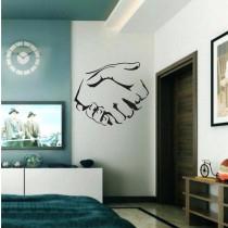 Dekorativne stenske nalepke. Simboli in predmeti.