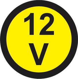 Elektro znak, elektro oznaka